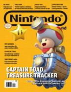 Nintendo World Ed. 187 - Captain Toad Treasure Tracker