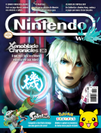 Nintendo World Ed. 190 - Xenoblade Chronicles 3D